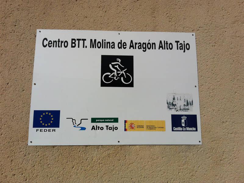 Centro BTT Alto Tajo