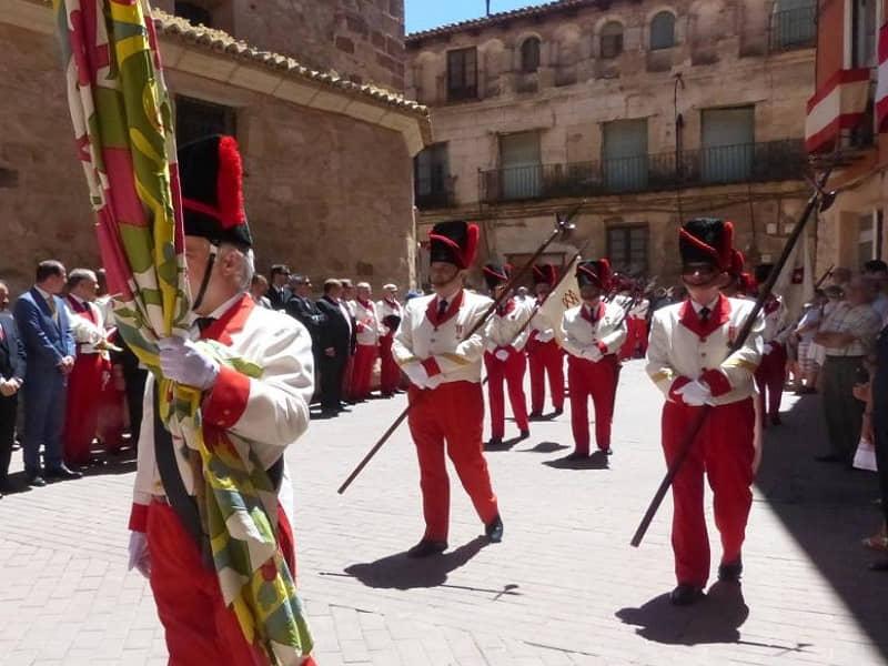 Fiestas del Carmen Molina de Aragón